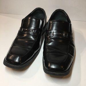 Men's Alfani Black Dress Shoes